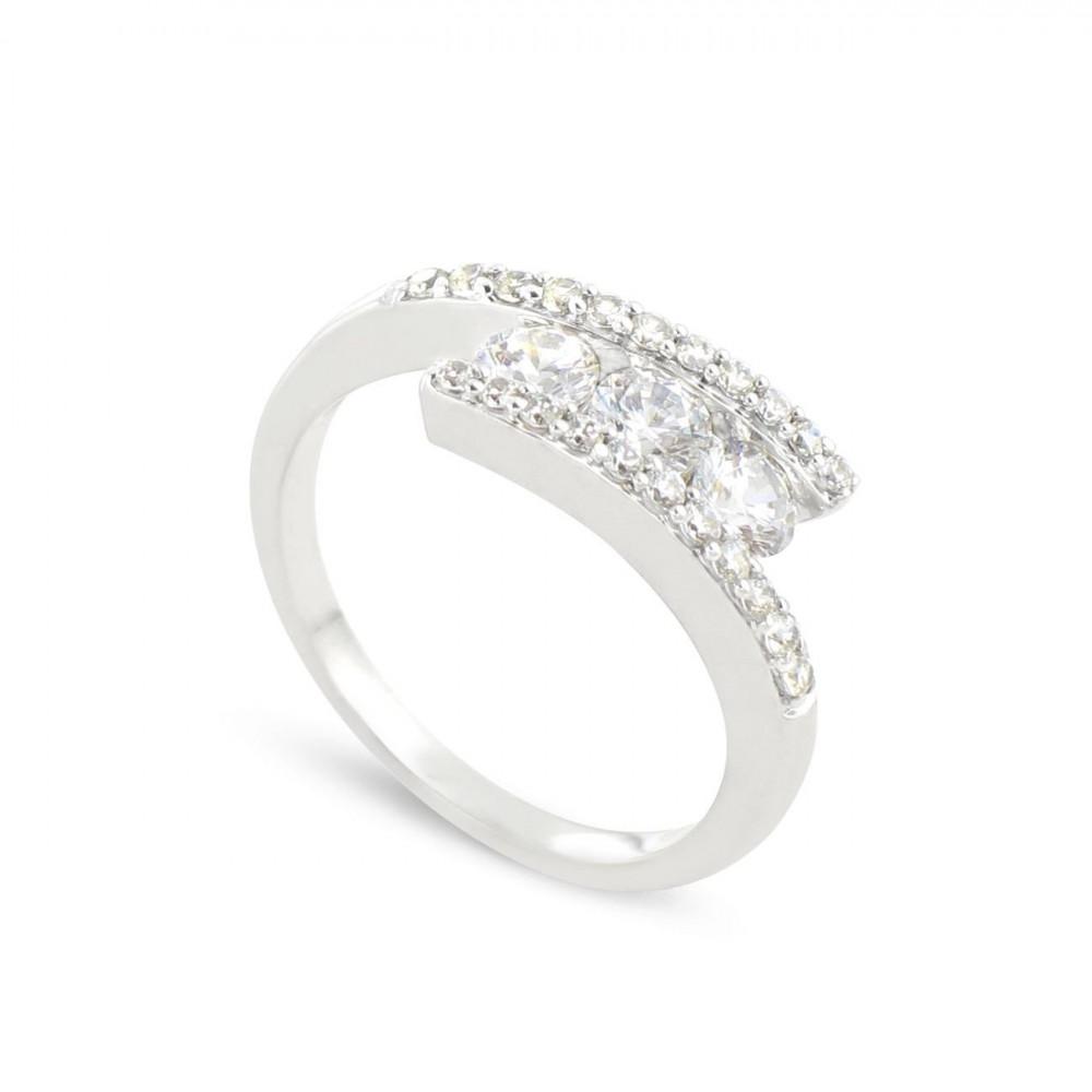 bague diamant 58