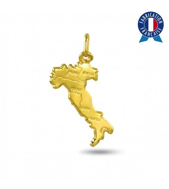 Pendentif Italie Or jaune 375/00