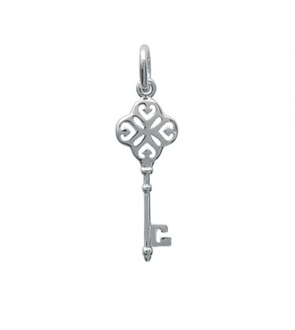 Pendentif clé XL Argent 925/00