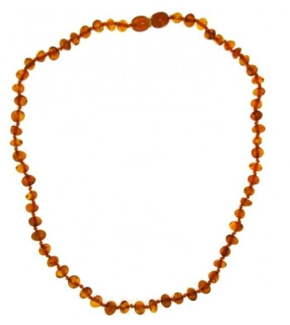 Collier ambre enfant