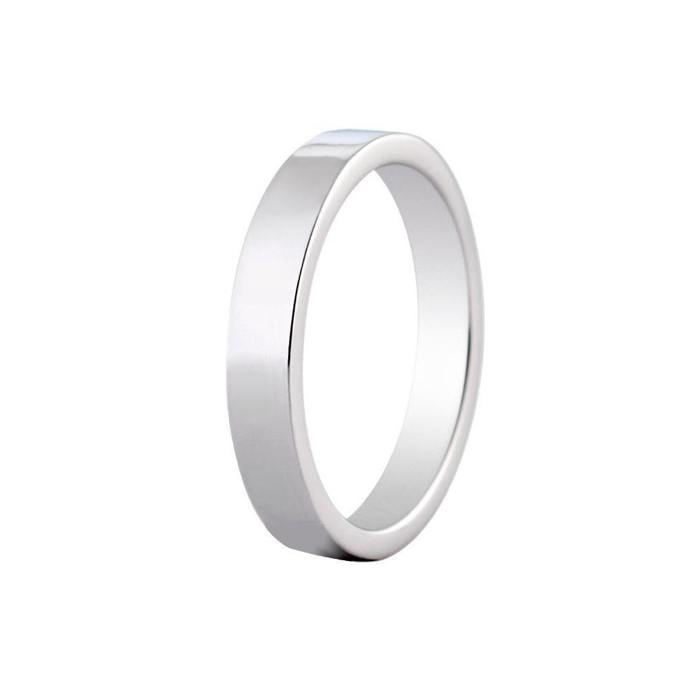 Alliance ruban platine 4 mm